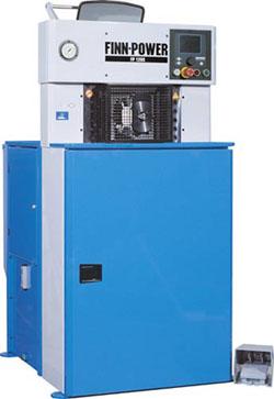진아교역 - Lillbacka Powerco Serial Production 크림핑 장비 (Crimping