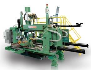 진아교역 - Peddinghaus ABCM-1250 철구조물 버닝 시스템 (Structural